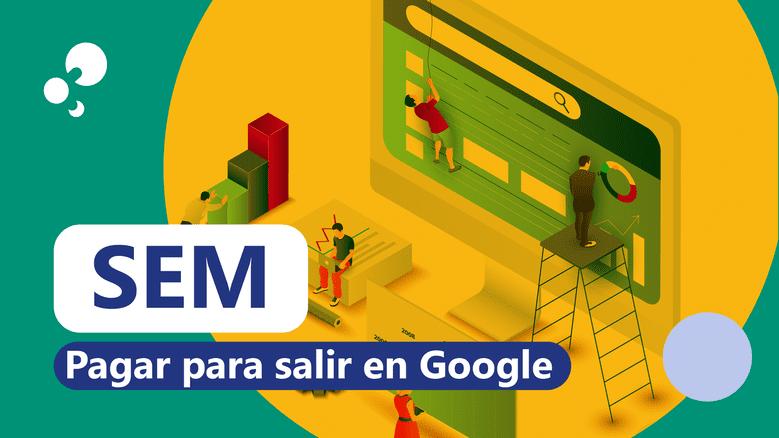 Posicionamiento SEM pagar para salir en Google Cantabria Santander