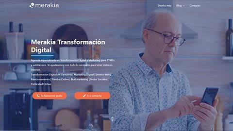 Merakia Transformación Digital en Cantabria Santander