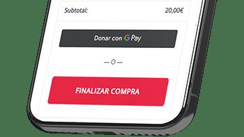Tienda online con pasarela de pago Cantabria Santander